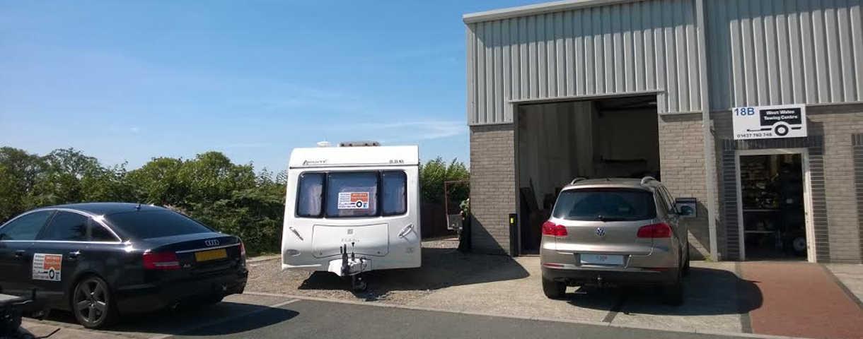 West Wales Towing Centre Ltd